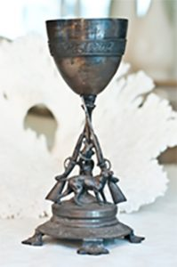 trophy photo