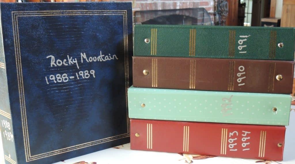 Rocky Mounain Scrap Books image