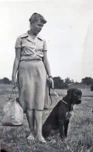 Gero z Hlubočinky and Milena in Czechoslovakia