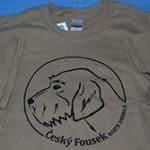 CFNA Short Sleeve T shirt tan