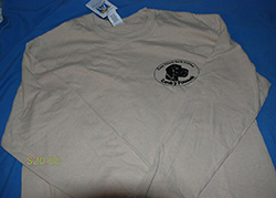 Long Sleeve CFNA T Shirt